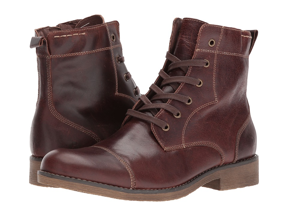 Roan - DORIC by Roan (Whiskey Hooray) Mens Lace-up Boots