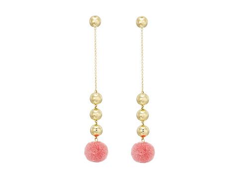 Elizabeth and James Boca Earrings - Pink