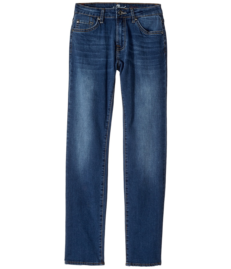 7 For All Mankind Kids Slimmy Jeans in Bristol (Big Kids) (Bristol) Boy