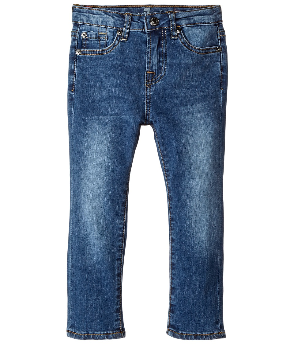 7 For All Mankind Kids Slimmy Jeans in Bristol (Infant) (Bristol) Boy