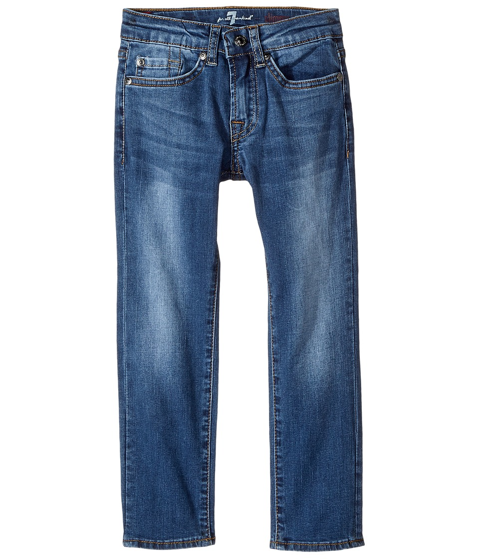 7 For All Mankind Kids Slimmy Jeans in Bristol (Little Kids/Big Kids) (Bristol) Boy