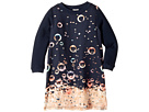 Paul Smith Junior - Long Sleeves Dress w/ Bubbles Print (Toddler/Little Kids)