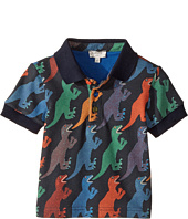 Paul Smith Junior - Dino Print Polo (Toddler/Little Kids)