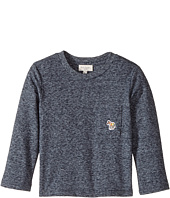 Paul Smith Junior - Long Sleeves Solid Tee Shirt (Toddler/Little Kids)