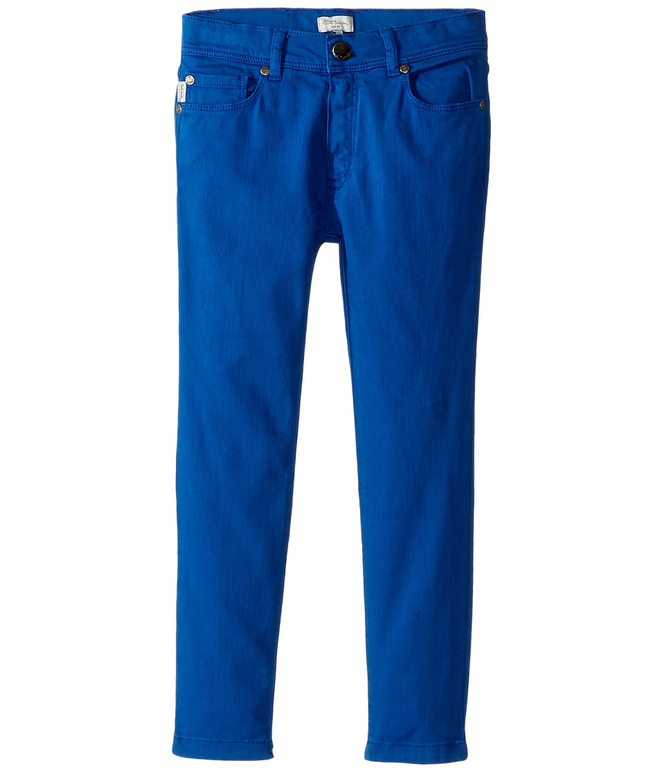 Paul Smith Junior - Fitted Jeans in Royal Blue