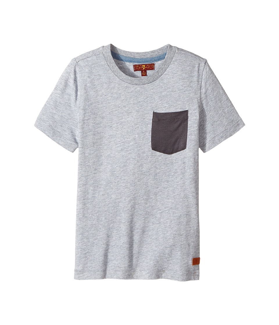 7 For All Mankind Kids - Short Sleeve T