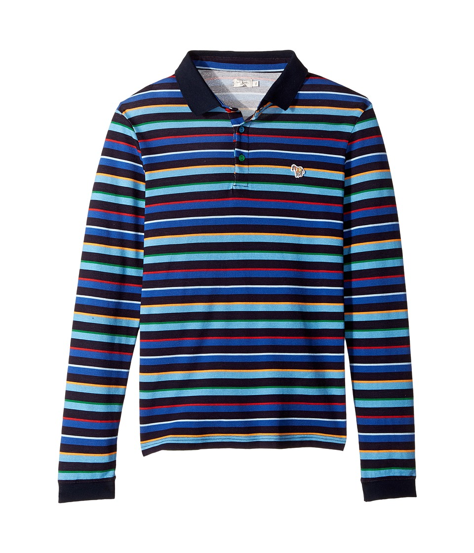 Paul Smith Junior - Striped Polo