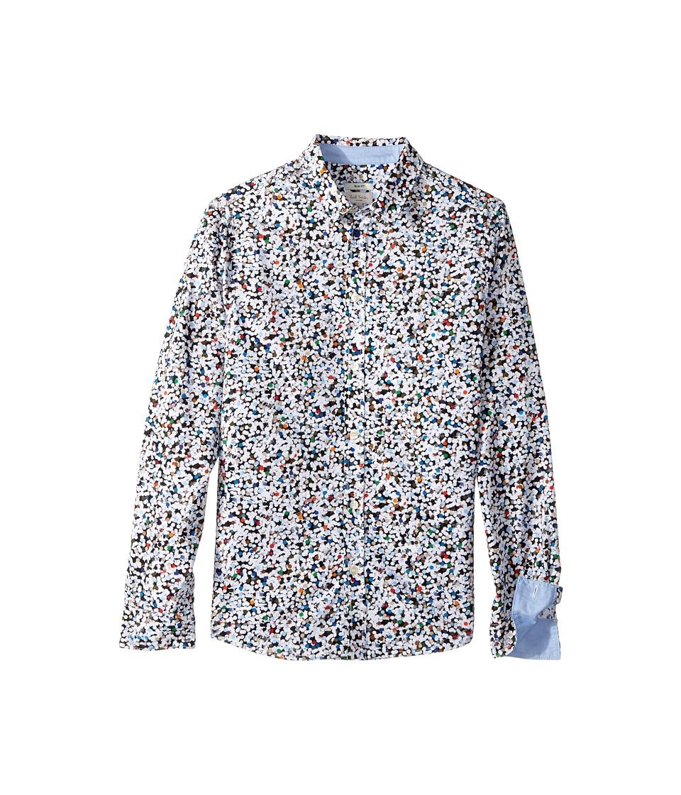 Paul Smith Junior - Confetti Print Buttoned Down Shirt