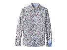 Paul Smith Junior - Confetti Print Buttoned Down Shirt (Big Kids)