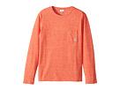 Paul Smith Junior - Long Sleeves Solid Tee Shirt (Big Kids)