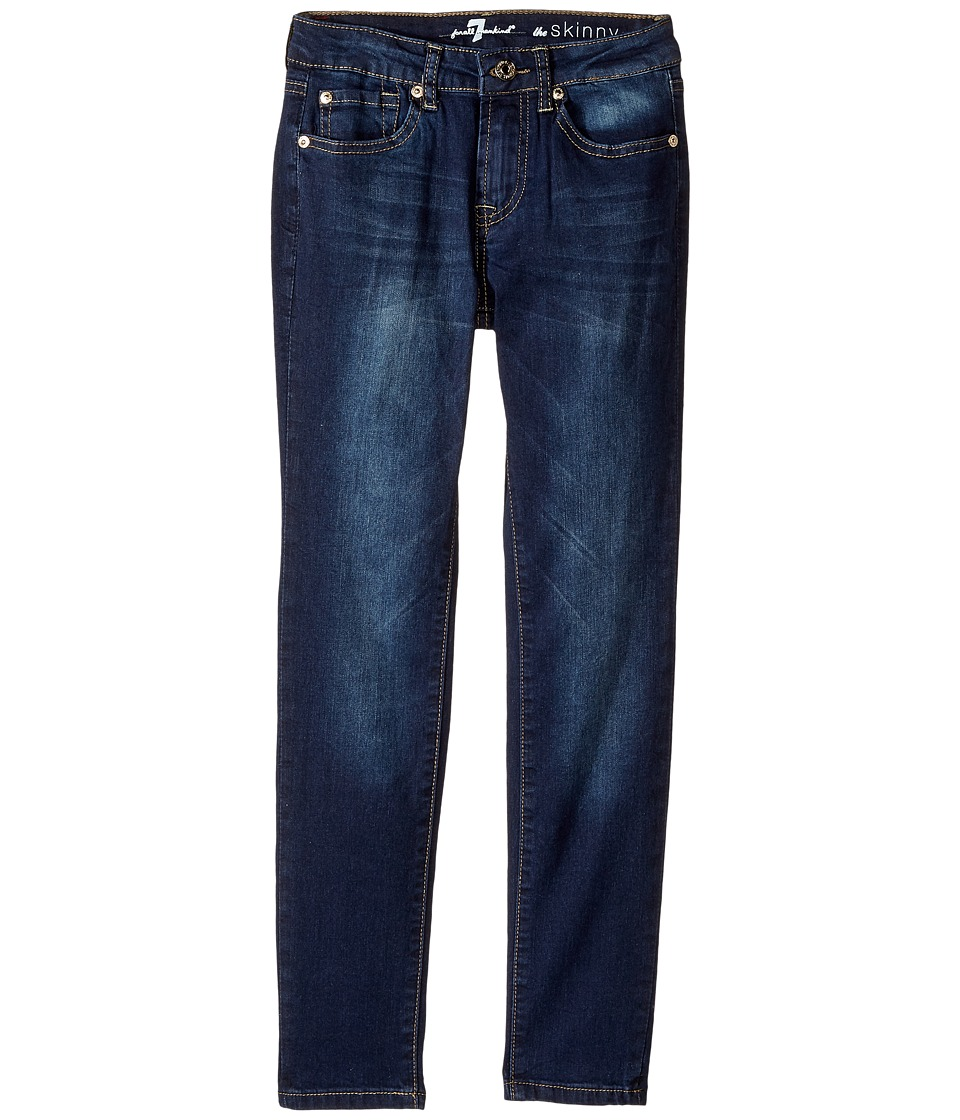 7 For All Mankind Kids - The Skinny Jean in Santiago Canyon