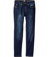 7 For All Mankind Kids - The Skinny Jean in Santiago Canyon (Big Kids)