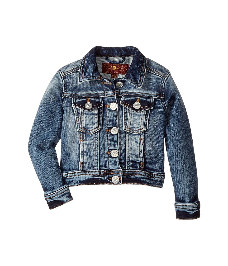 7 For All Mankind Kids - Denim Jacket