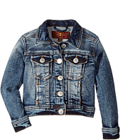 7 For All Mankind Kids - Denim Jacket (Toddler)