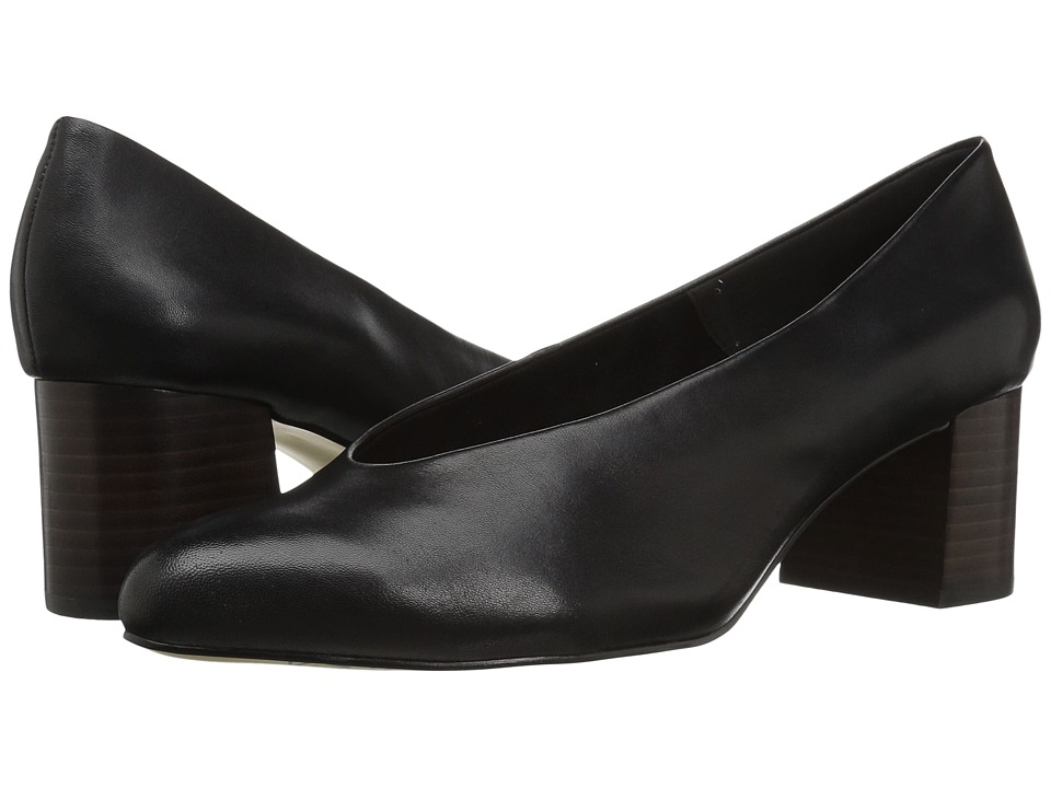 Bella-Vita Jensen (Black Leather) Women