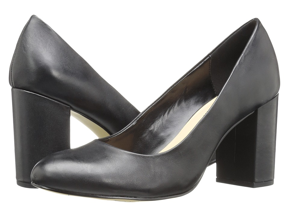Bella-Vita Nara (Black Leather) High Heels