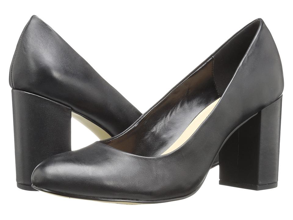 Bella-Vita Nara (Black Leather) High Heels
