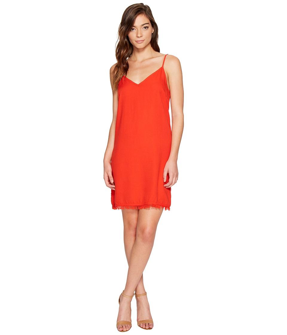Splendid Rayon Crepe Slip Dress (Fiesta) Women