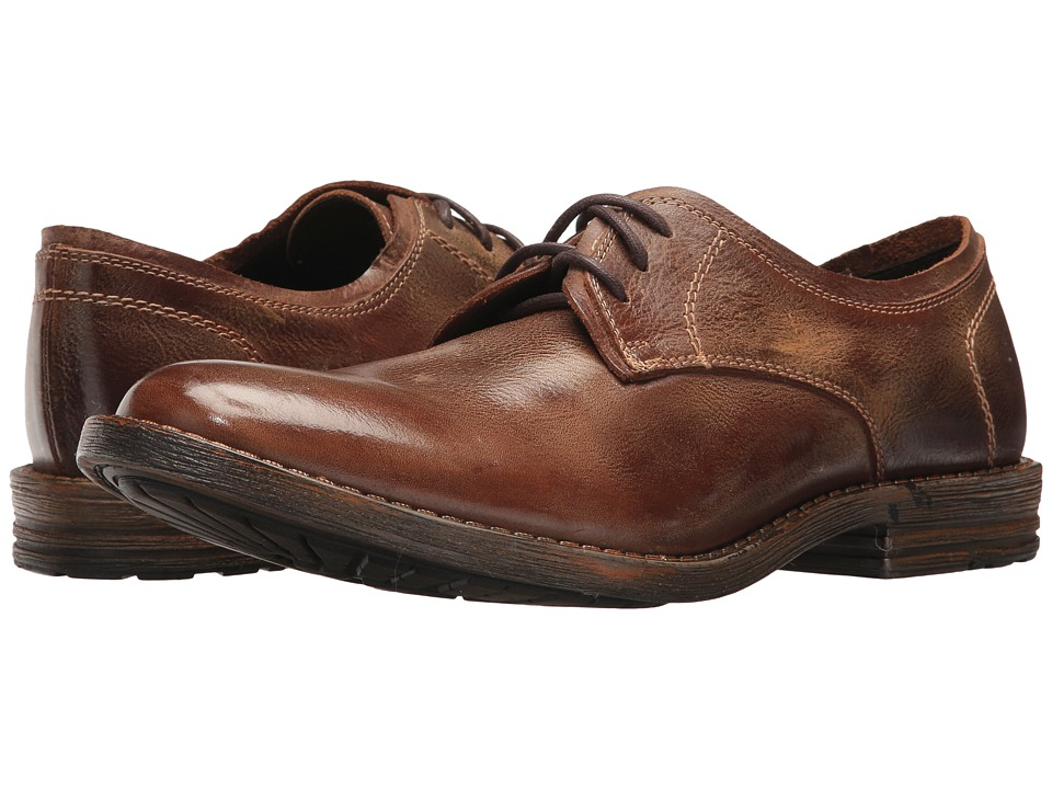 Roan - REBEL by Roan (Beirut Caoba Rust BFS) Mens Lace up casual Shoes