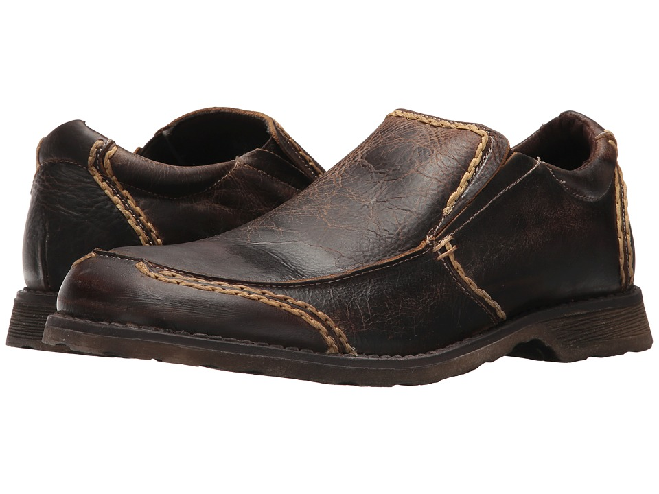 Roan - MIRAGE by Roan (Tan Greenland) Mens Slip on  Shoes