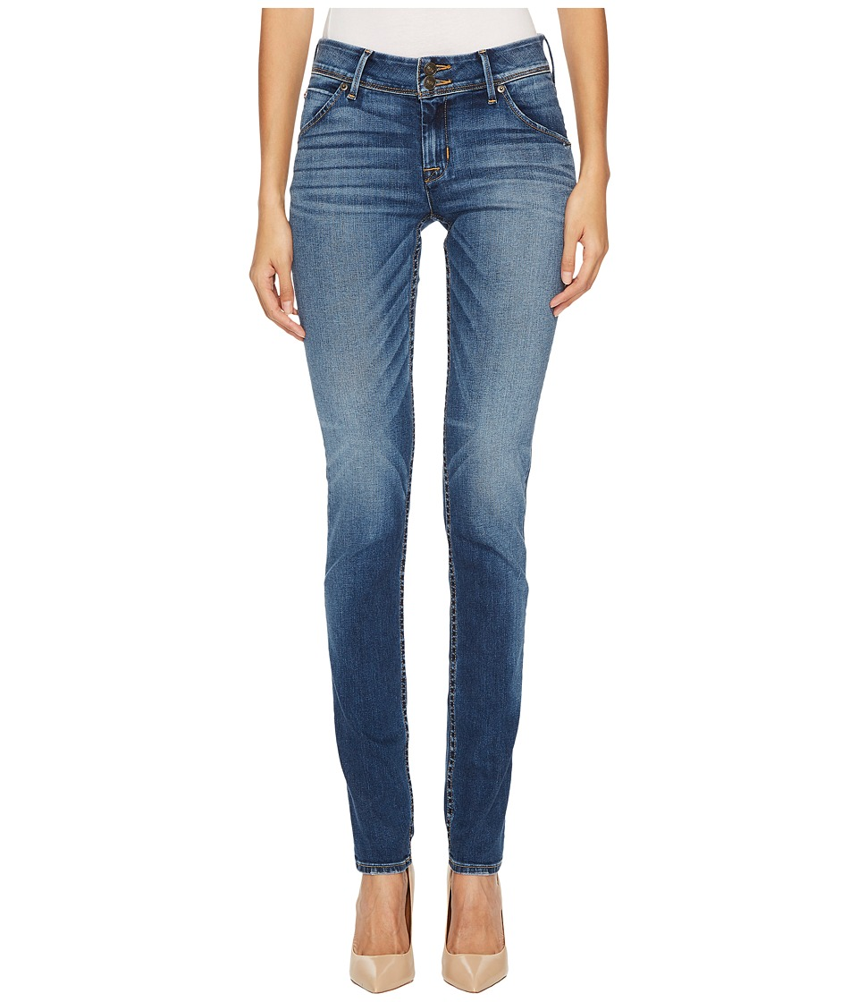 Hudson - Collin Mid-Rise Skinny Supermodel in Contender (Contender) Womens Jeans