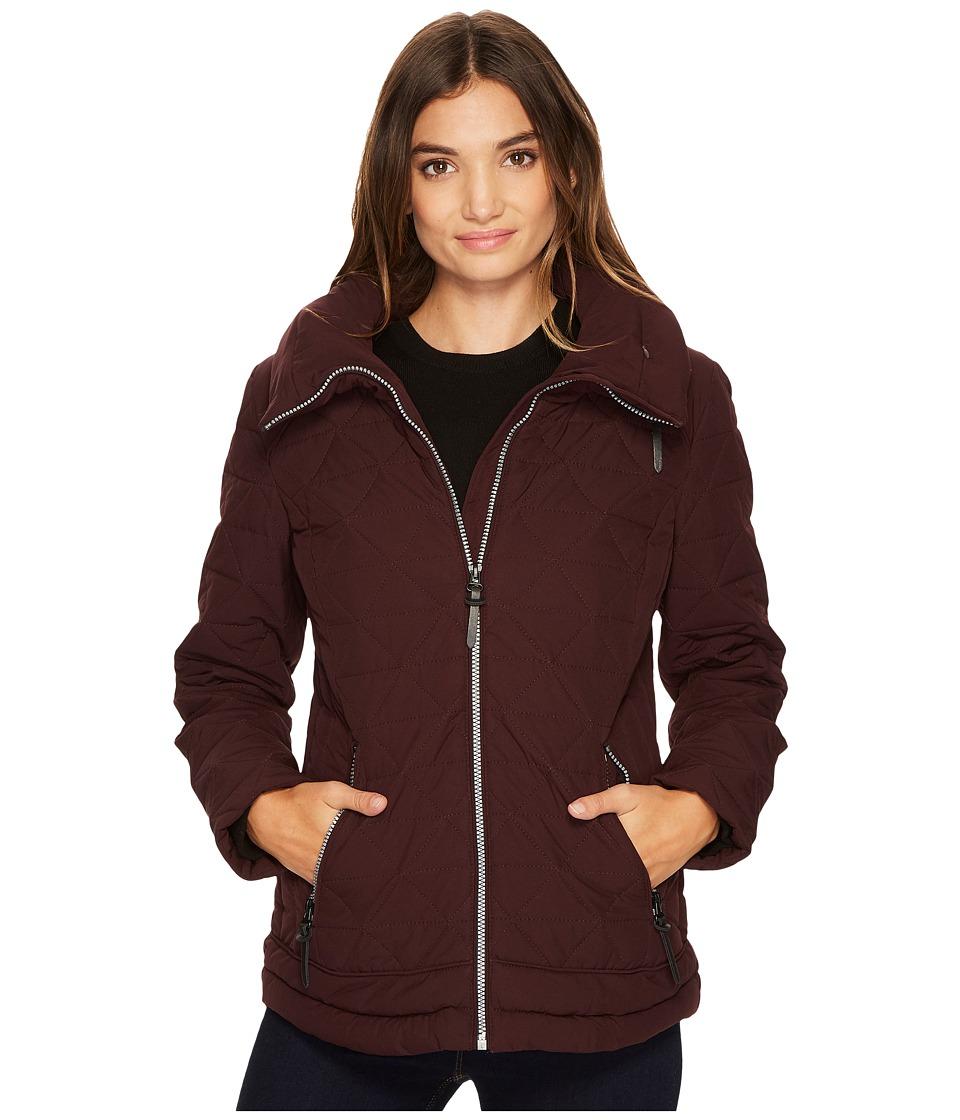 Andrew Marc Sapphire 26 Four-Way Stretch Jacket (Burgundy...