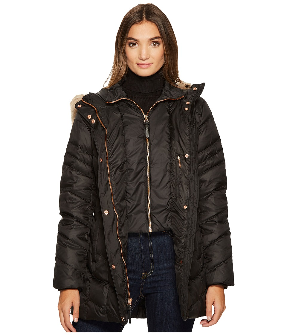 Marc New York by Andrew Marc Marley 30 Matte Down Coat (Black) Women