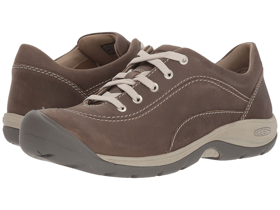 Keen Presidio II (Paloma/Silver Birch) Women's Shoes