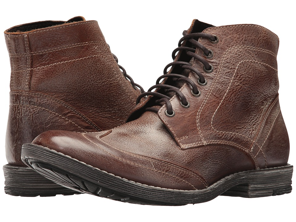 Roan - OUTLAW by Roan (Encino Miel White BFS) Mens Pull-on Boots