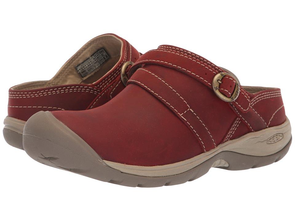 Keen Presidio II Mule (Cracker Jack/Plaza Taupe) Women's Shoes