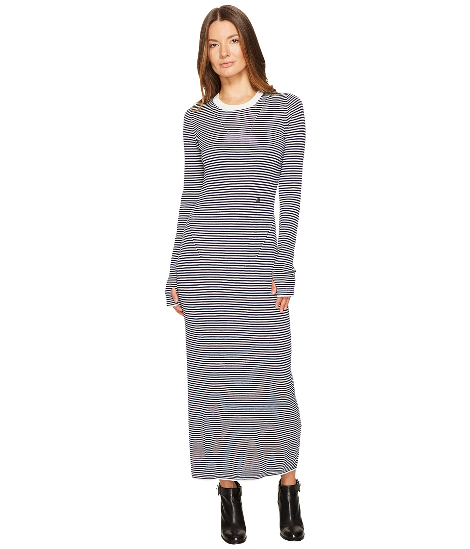 Sonia by Sonia Rykiel - Striped Wool Dress