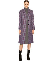 Sonia by Sonia Rykiel - Small Check Tailoring Coat