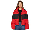 Sonia Rykiel Nylon Down Puffer Coat