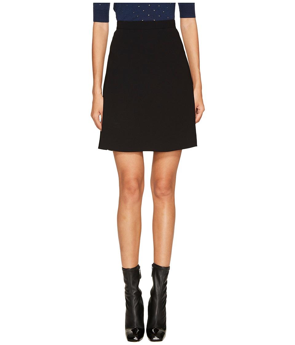 Sonia by Sonia Rykiel - Plain Crepe Skirt