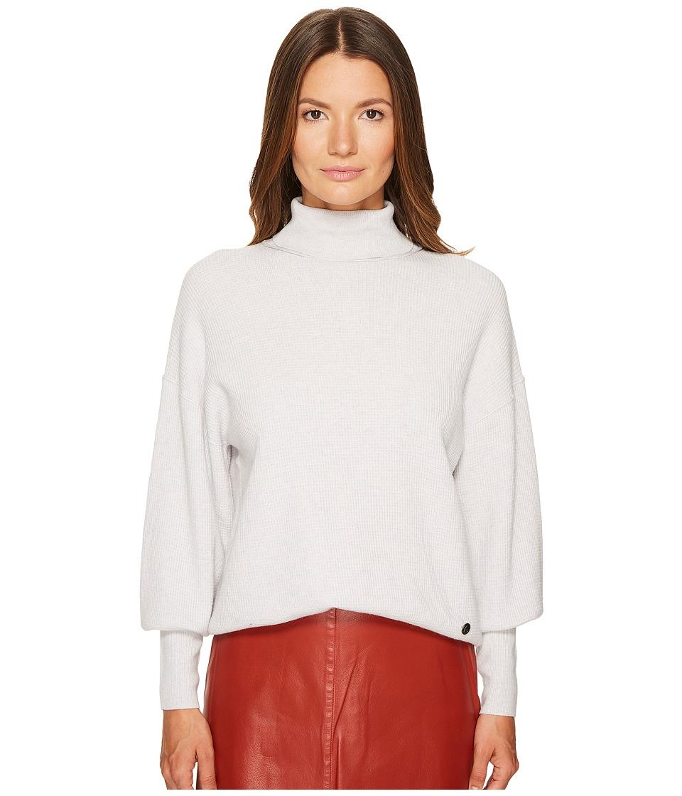 Sonia Rykiel - Waffle Knit Turtleneck Sweater