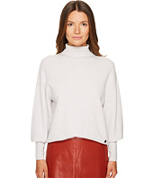 Sonia by Sonia Rykiel - Waffle Knit Turtleneck Sweater