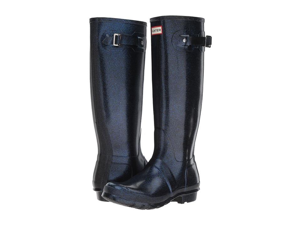 Hunter - Original Starcloud Tall (Neptune) Women's Rain Boots