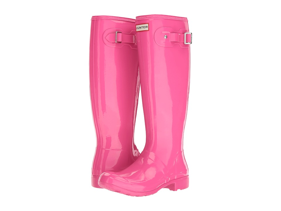 Hunter Original Tour Gloss (Ion Pink) Women