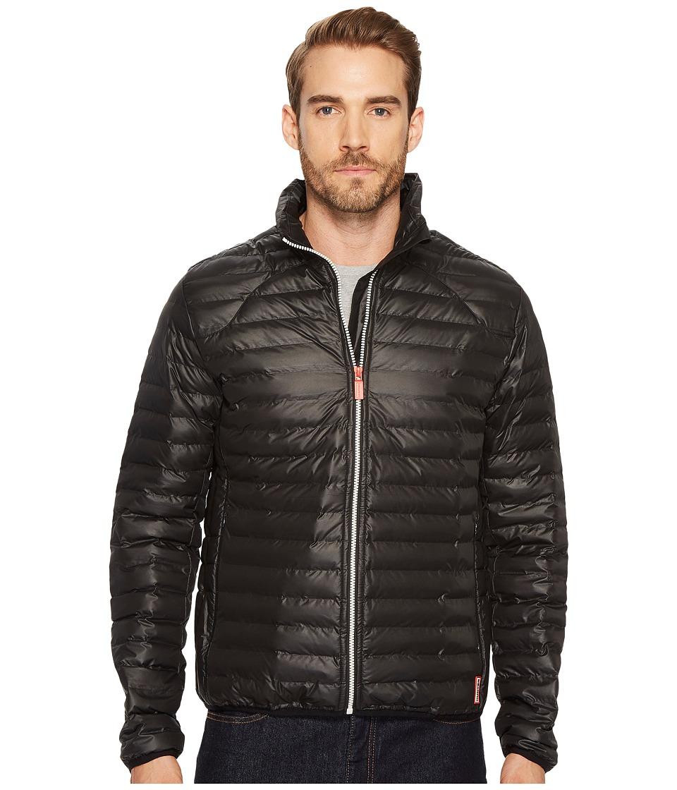Hunter Original Midlayer Jacket (Black) Men's Coat