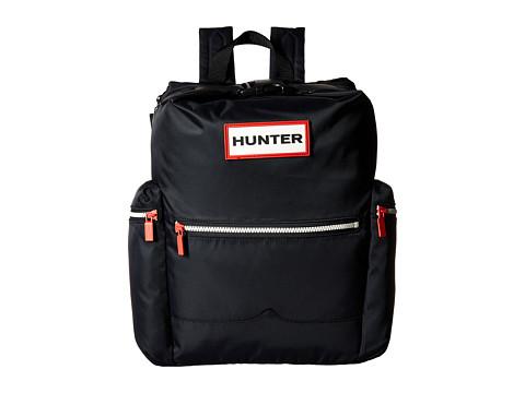 Hunter Original Backpack Nylon - Black