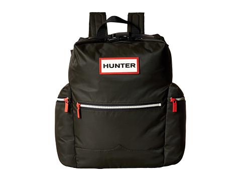 Hunter Original Backpack Nylon - Dark Olive