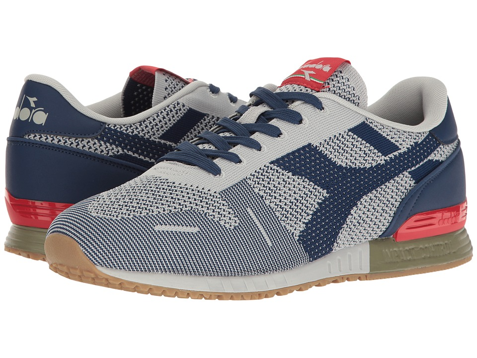 Diadora Titan Weave (Microchip/Estate Blue) Athletic Shoes