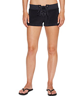 Hard Tail - Lace Front Terry Shorts