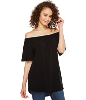 Allen Allen - Short Sleeve off the Shoulder Top