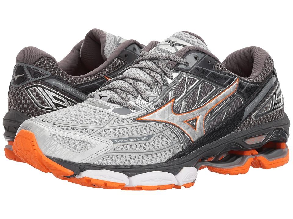 Mizuno Wave Creation 19 (Silver/Diamond) Men's Running Shoes