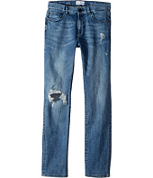 DL1961 Kids - Light Wash Distressed Skinny Jeans in Crater Lake (Big Kids)