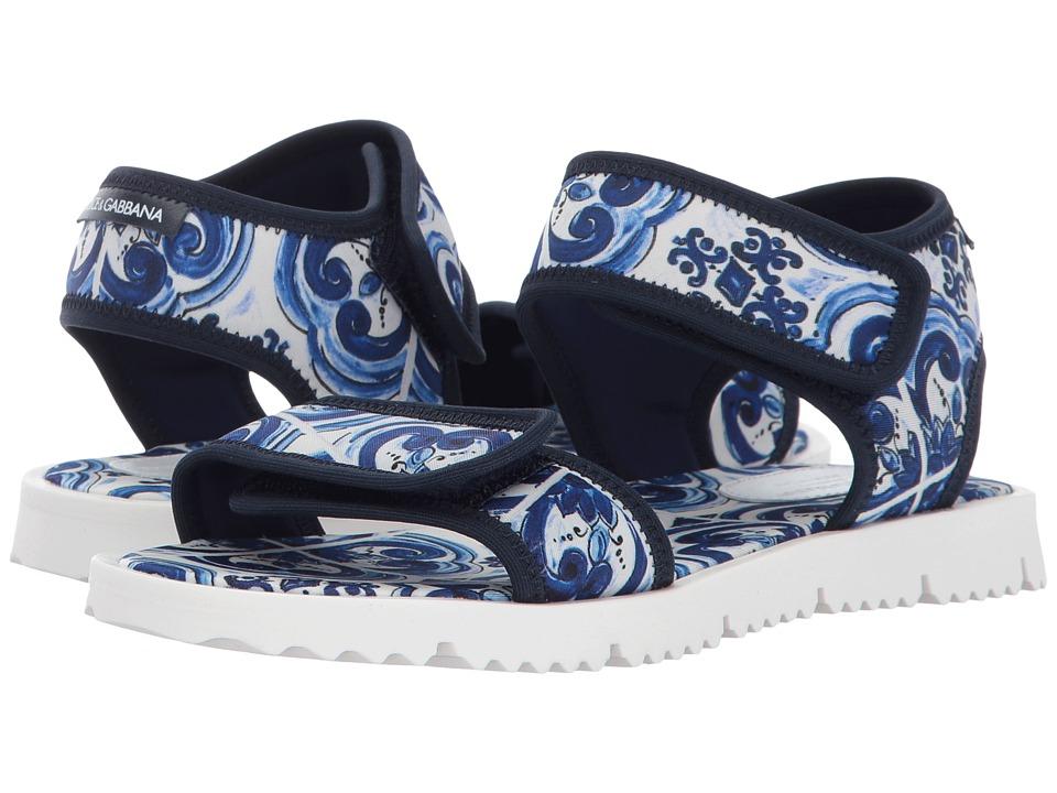Dolce & Gabbana Kids - Capri Flip