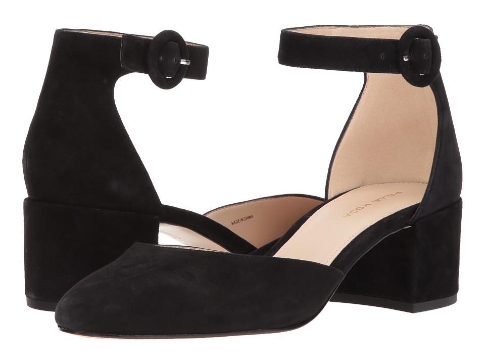 Pelle Moda - Uma (Black Suede) Womens Shoes
