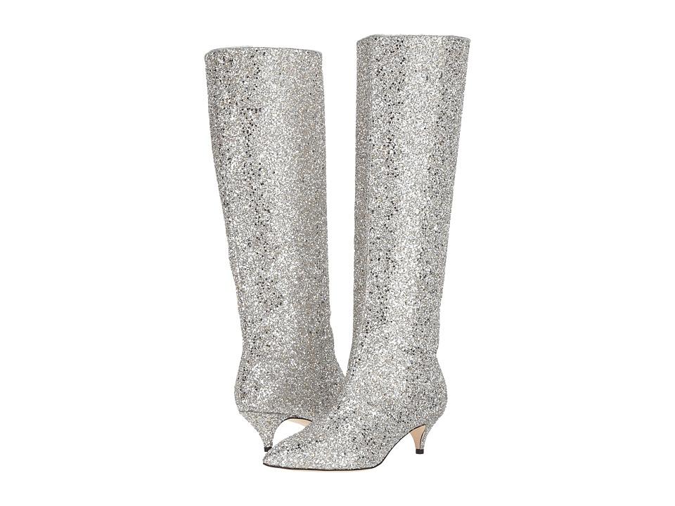 Kate Spade New York - Olina (Silver/Gold Glitter) Women's...