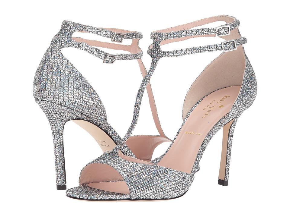 Kate Spade New York - Ines (Silver Iridescent Starlight) Women's Dress Sandals